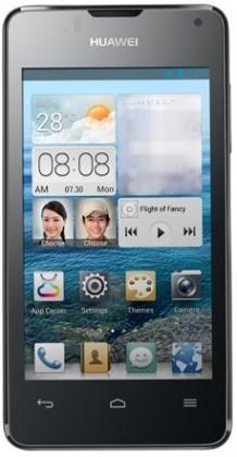 Smartphone  HUAWEI Ascend Y300 White-Black