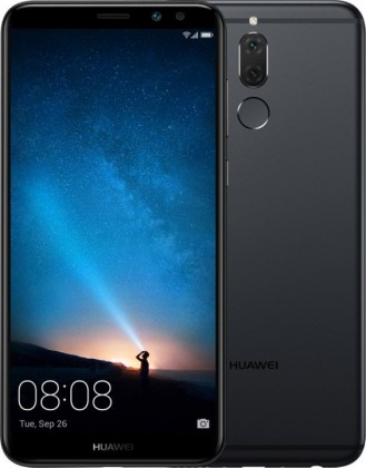 Smartphone Huawei Mate 10 lite DS Graphite Black ROZBALENÉ
