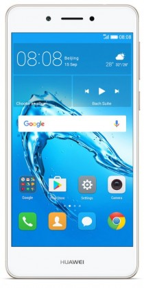 Smartphone Huawei Nova Smart DS, zlatá