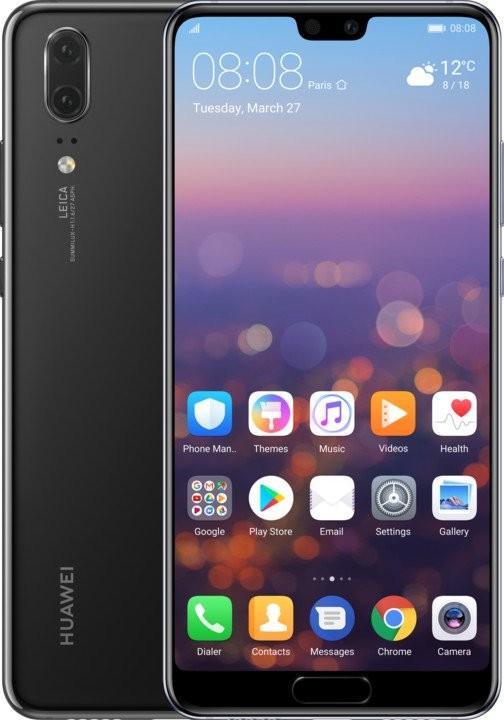 Smartphone Huawei P20 Dual Sim Black