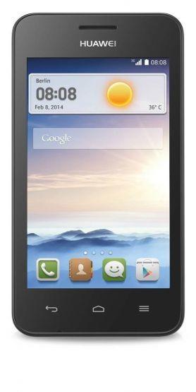 Smartphone HUAWEI Y330 Black ROZBALENO