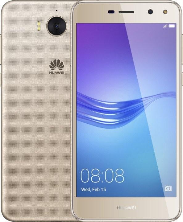 Smartphone HUAWEI Y6 2017 Dual Sim Gold