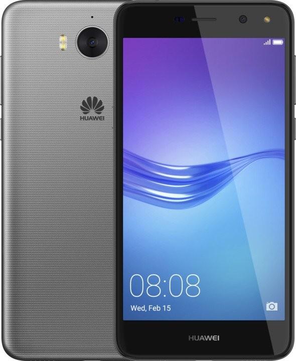 Smartphone HUAWEI Y6 2017 Dual Sim Gray