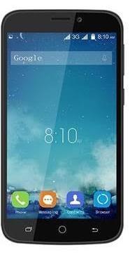 Smartphone iGET Blackview A5, čierna