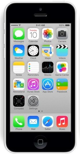 Smartphone  iPhone 5c 16GB White