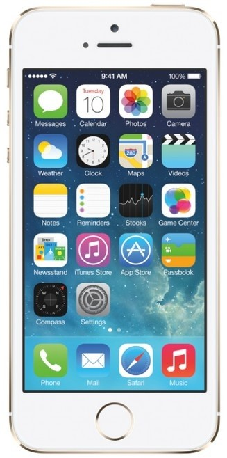 Smartphone  iPhone 5S 64GB Gold