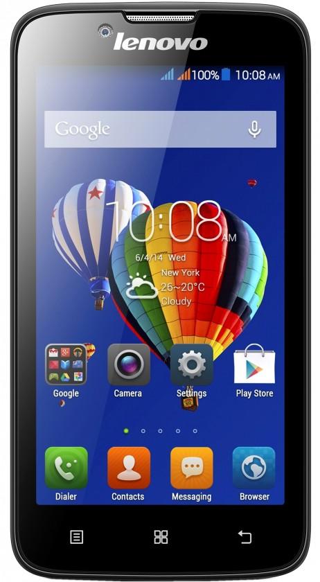 Smartphone Lenovo A328 Black ROZBALENÉ