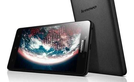 Smartphone Lenovo Smartfón A6000 P0SB000DRO black ROZBALENÉ