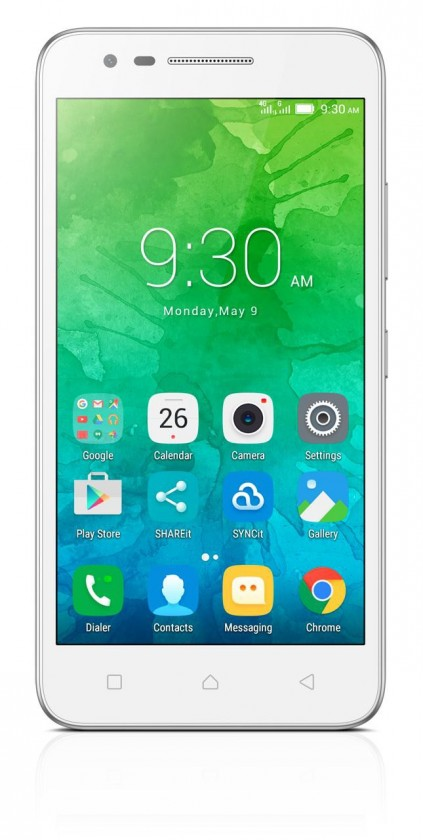 Smartphone Lenovo Vibe C2 biela