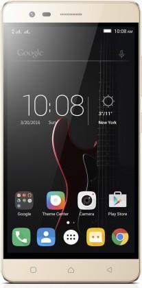 Smartphone Lenovo Vibe K5 Note Dual SIM, zlatá