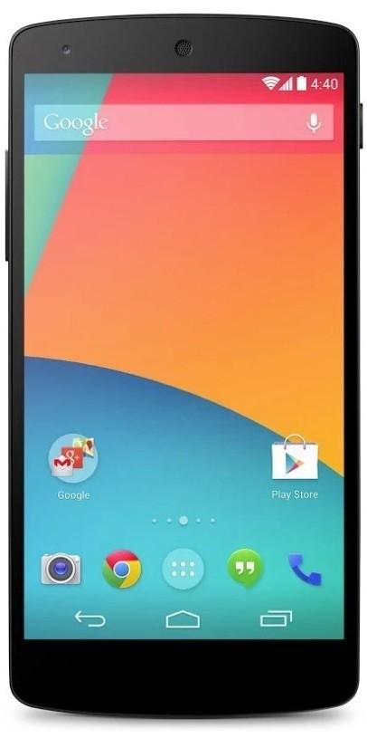 Smartphone  LG Nexus 5 32GB (D821) Black