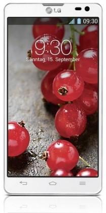 Smartphone  LG Optimus L9 II (D605) white