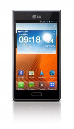 Smartphone  LG P700 Optimus L7