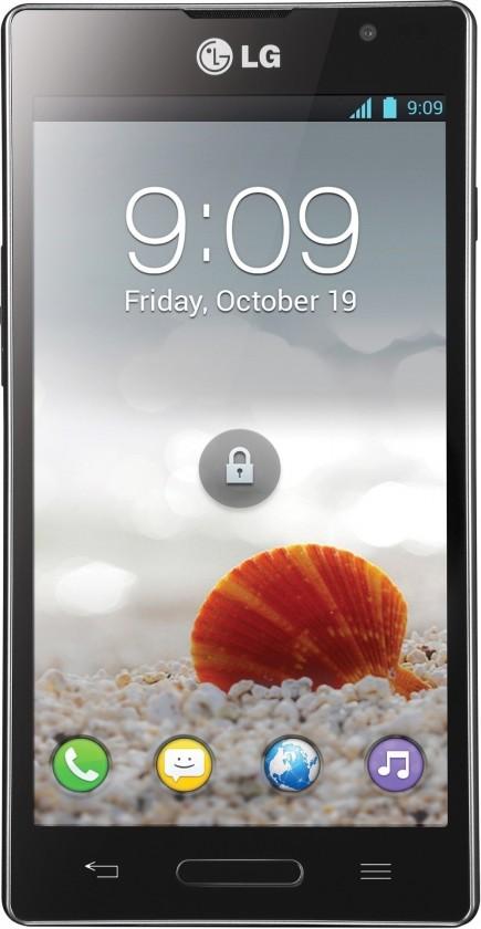 Smartphone  LG P760 Optimus L9 černá