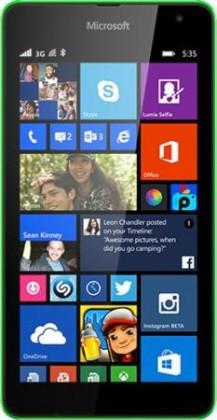Smartphone Microsoft Lumia 535 Bright Green