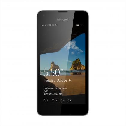 Smartphone Microsoft Lumia 550 White