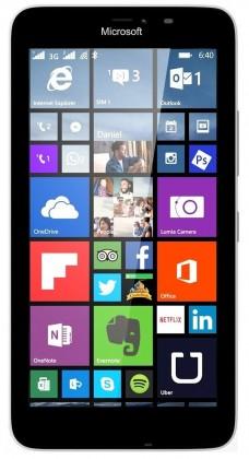 Smartphone Microsoft Lumia 640 LTE, biela