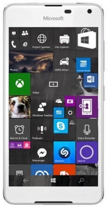 Smartphone Microsoft Lumia 650, biela
