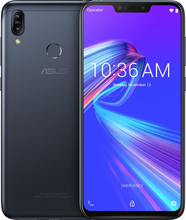Smartphone Mobilný telefón Asus Zenfone MAX M2 4GB/32GB, čierna