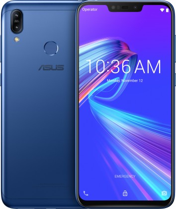 Smartphone Mobilný telefón Asus Zenfone MAX M2 4GB/32GB, modrá