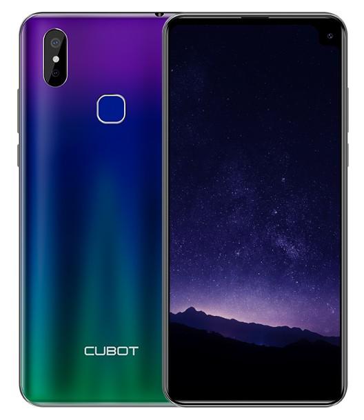 Smartphone Mobilný telefón Cubot MAX 2 4GB/64GB, fialová