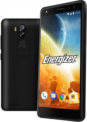 Smartphone Mobilný telefón Energizer Powermax P490S 2GB/16GB, čierna