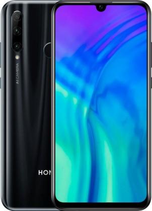 Smartphone Mobilný telefón Honor 20 Lite 4GB/128GB, čierna