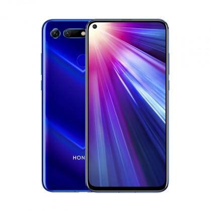 Smartphone Mobilný telefón Honor VIEW 20 6GB/128GB, modrá, ROZBALENO
