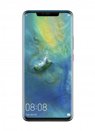 Smartphone Mobilný telefón Huawei MATE 20 PRO DS 6GB/128GB, fialová