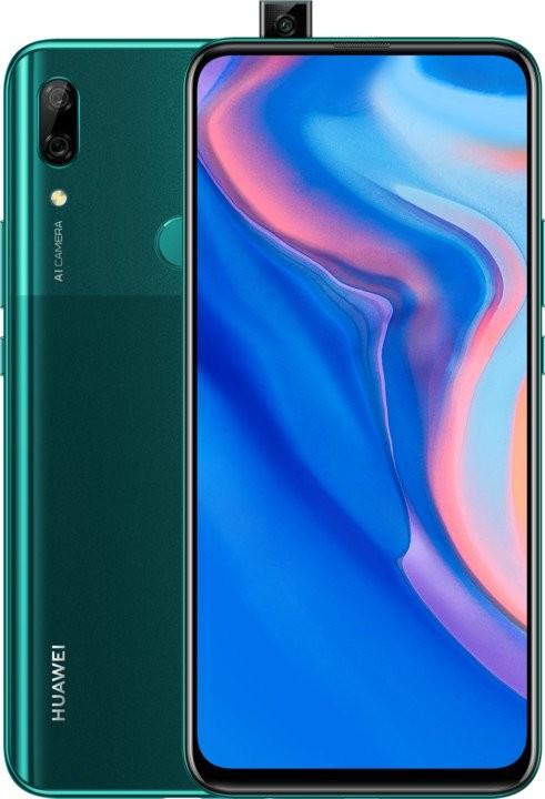 Smartphone Mobilný telefón Huawei P Smart Z 4GB/64GB, zelená POUŽITÉ, NEOPOT