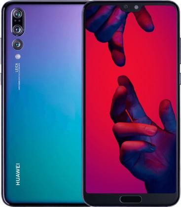 Smartphone Mobilný telefón Huawei P20 PRO 6GB/128GB, fialová