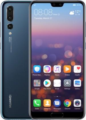 Smartphone Mobilný telefón Huawei P20 PRO, modrá