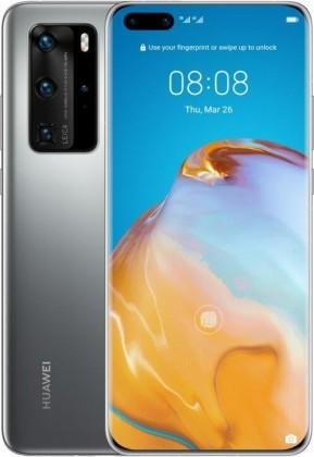 Smartphone Mobilný telefón Huawei P40 Pro 8GB/256GB, strieborná