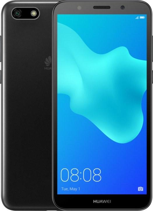 Smartphone Mobilný telefón Huawei Y5 2018 DS 2GB/16GB, čierna