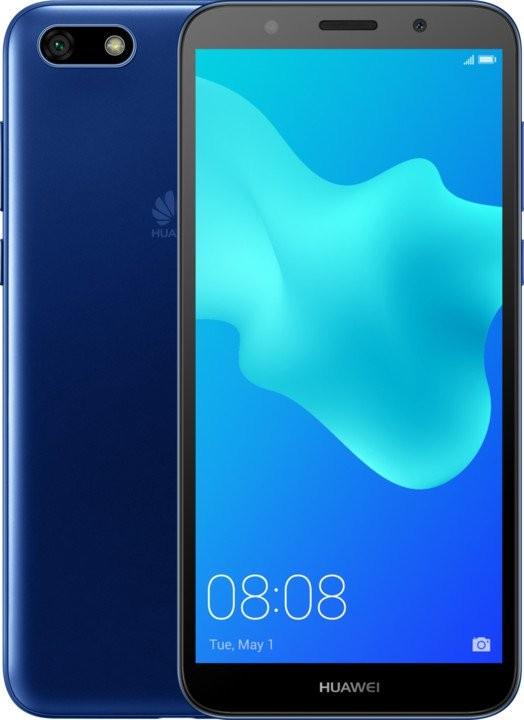 Smartphone Mobilný telefón Huawei Y5 2018 DS 2GB/16GB, modrá