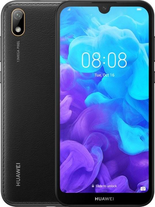 Smartphone Mobilný telefón Huawei Y5 2019 2GB/16GB, čierna