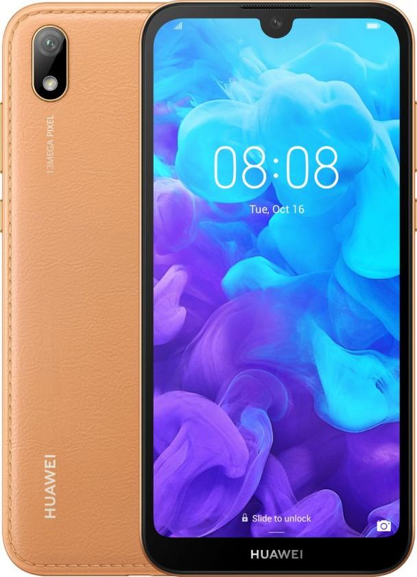 Smartphone Mobilný telefón Huawei Y5 2019 2GB/16GB, hnedá