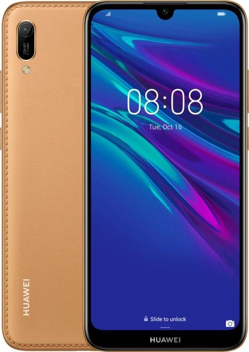 Smartphone Mobilný telefón Huawei Y6 2019 DS 2GB/32GB, hnedá