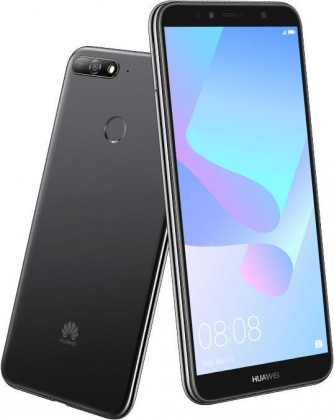 Smartphone Mobilný telefón Huawei Y6 PRIME 2018 3GB/32GB, čierna