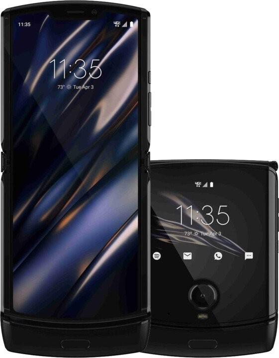 Smartphone Mobilný telefón Motorola Razr eSIM 6GB/128GB, čierna