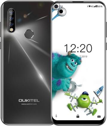 Smartphone Mobilný telefón Oukitel C17 Pro 4GB/64GB, čierna