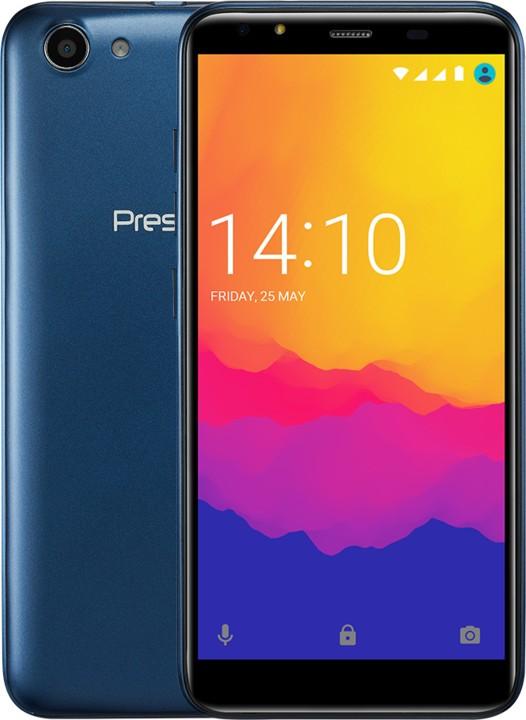 Smartphone Mobilný telefón Prestigio MUZE F5 2GB/16GB, modrá