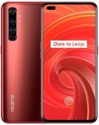 Smartphone Mobilný telefón Realme X50 Pro 5G 12GB/256GB, červená