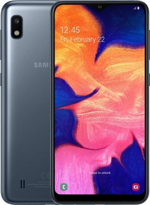 Smartphone Mobilný telefón Samsung Galaxy A10 2GB/32GB, čierna