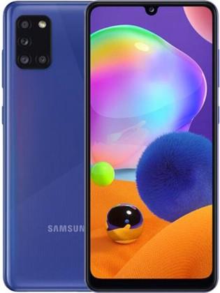 Smartphone Mobilný telefón Samsung Galaxy A31 4GB/64GB, modrá