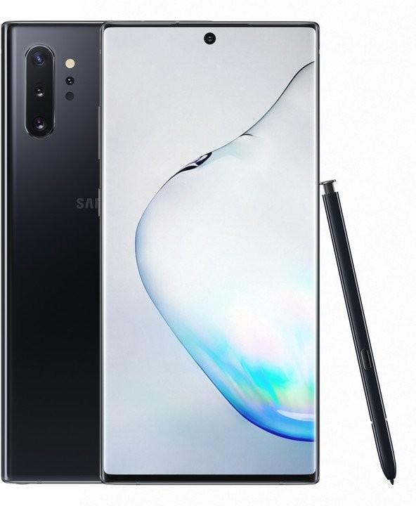 Smartphone Mobilný telefón Samsung Galaxy Note 10+ 12GB/256GB, čierna