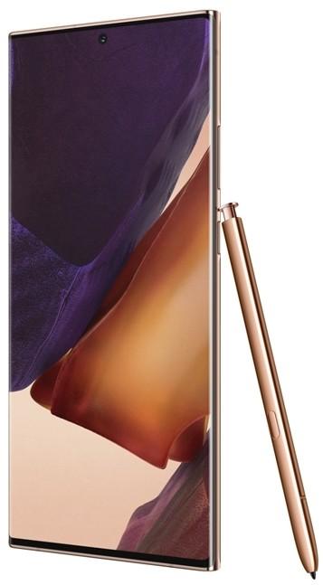 Smartphone Mobilný telefón Samsung Galaxy Note 20 Ultra 12GB/256GB,bronzová