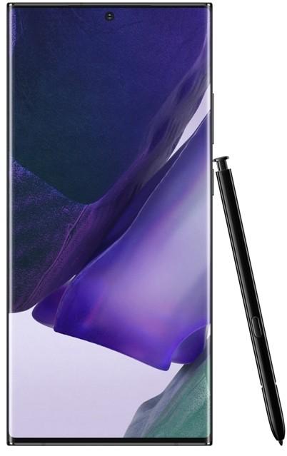 Smartphone Mobilný telefón Samsung Galaxy Note 20 Ultra 12GB/256GB, čierna