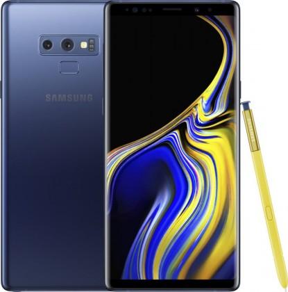 Smartphone Mobilný telefón Samsung Galaxy Note 9 6GB/128GB, modrá