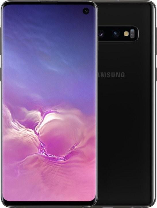 Smartphone Mobilný telefón Samsung Galaxy S10 8GB/128GB, čierna